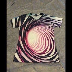 Illusion tshirt